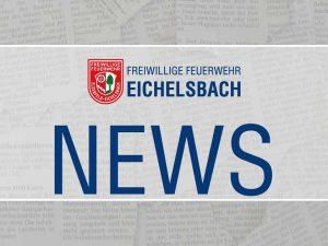 Amtsblatt-Anzeigen FF Eichelsbach